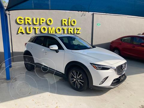 foto Mazda CX-3 i Grand Touring usado (2017) color Blanco precio $269,800