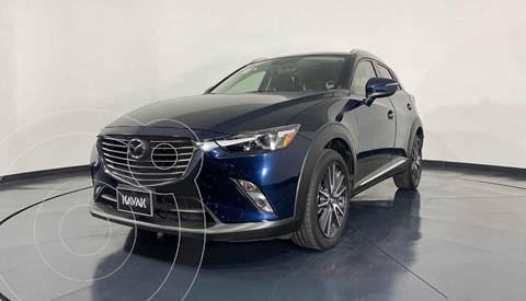 Mazda CX-3 i Grand Touring usado (2018) color Azul precio $322,999