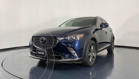 Mazda CX-3 i Grand Touring usado (2017) color Azul precio $274,999