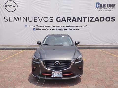 Mazda CX-3 i Grand Touring usado (2019) color Gris Meteoro precio $334,900