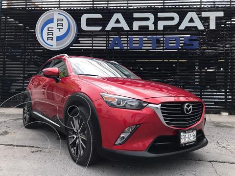 Mazda CX-3 i Grand Touring usado (2016) color Rojo precio $279,000