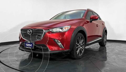 Mazda CX-3 i Grand Touring usado (2017) color Rojo precio $279,999