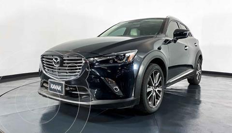 Mazda CX-3 i Grand Touring usado (2017) color Negro precio $302,999