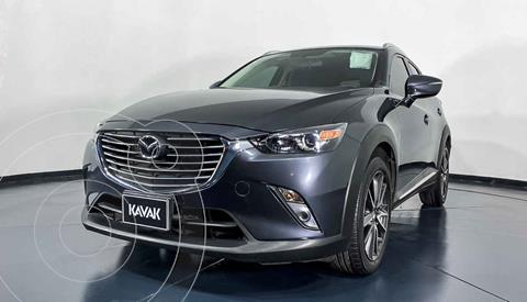 Mazda CX-3 i Grand Touring usado (2017) color Gris precio $282,999