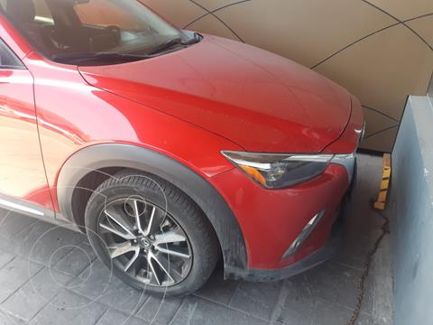 Mazda CX-3 i Grand Touring usado (2017) color Rojo precio $275,000