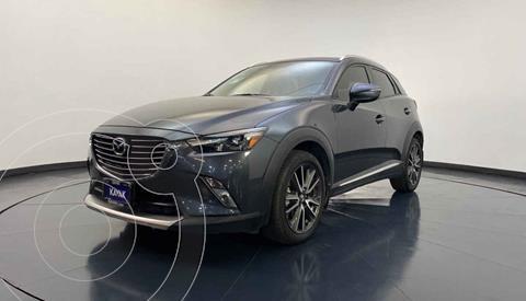 Mazda CX-3 i Grand Touring usado (2017) color Gris precio $294,999
