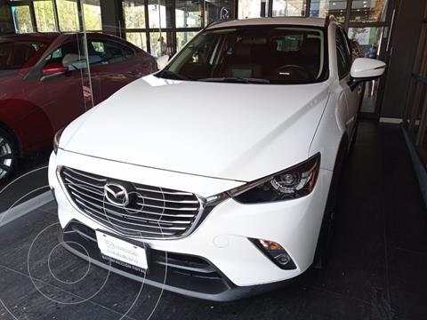 Mazda CX-3 i Grand Touring usado (2018) color Blanco Cristal precio $310,000