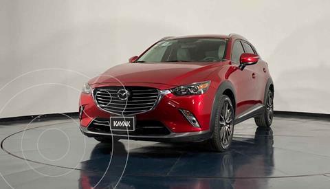 Mazda CX-3 i Grand Touring usado (2016) color Rojo precio $280,999