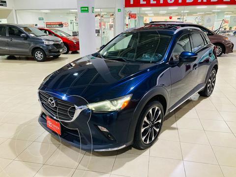 Mazda CX-3 i Grand Touring usado (2019) color Azul Marino precio $353,000