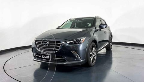 Mazda CX-3 i Grand Touring usado (2017) color Gris precio $302,999