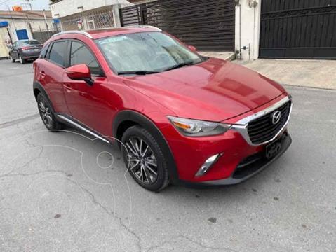 Mazda CX-3 i Grand Touring usado (2016) color Vino Tinto precio $258,000