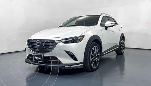 Mazda CX-3 i Grand Touring usado (2019) color Blanco precio $349,999