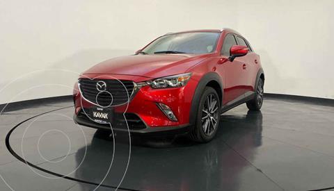 Mazda CX-3 i Sport 2WD usado (2018) color Rojo precio $297,999