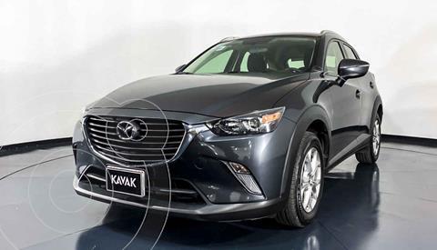 Mazda CX-3 i 2WD usado (2017) color Gris precio $277,999