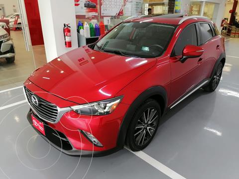 Mazda CX-3 i Grand Touring usado (2017) color Rojo precio $269,000