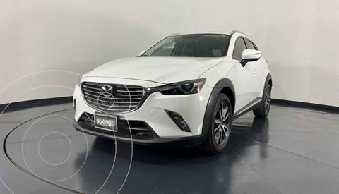 Mazda CX-3 i Grand Touring usado (2017) color Blanco precio $297,999