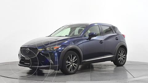 Mazda CX-3 i Grand Touring usado (2016) color Azul precio $269,000