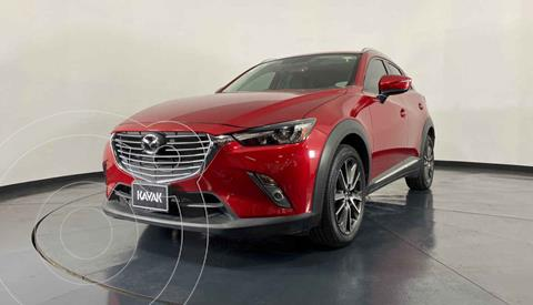 Mazda CX-3 i Grand Touring usado (2017) color Rojo precio $302,999