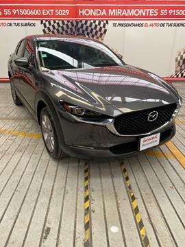 Mazda CX-30 i Grand Touring usado (2021) color Gris Titanio financiado en mensualidades(enganche $118,750 mensualidades desde $10,853)