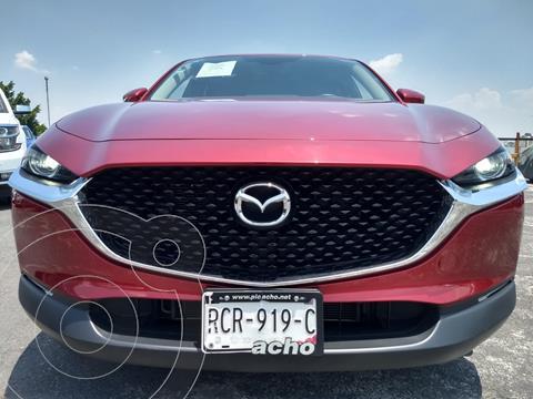 Mazda CX-30 i Grand Touring usado (2020) color Rojo financiado en mensualidades(enganche $42,990)