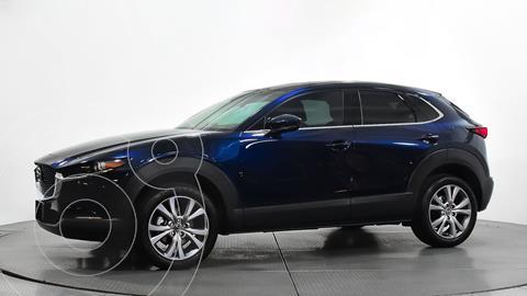 foto Mazda CX-30 i Grand Touring usado (2021) color Azul precio $425,000