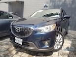 Foto venta Auto usado Mazda CX-5 2.0L i Grand Touring (2015) color Azul precio $260,000