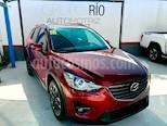 Foto venta Auto usado Mazda CX-5 2.0L i Grand Touring (2016) color Rojo precio $294,000