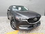 Foto venta Auto usado Mazda CX-5 2.0L i Grand Touring (2018) color Gris Titanio precio $390,000