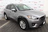 Foto venta Auto usado Mazda CX-5 2.0L i Grand Touring (2014) color Gris precio $265,000