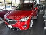 Foto venta Auto usado Mazda CX-5 2.5L S Grand Touring 4x2 (2015) color Rojo precio $265,000