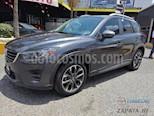 Foto venta Auto usado Mazda CX-5 2.5L S Grand Touring 4x2 (2016) color Gris Meteoro precio $305,000