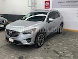 Foto venta Auto usado Mazda CX-5 5p Grand Touring s L4/2.5 Aut AWD (2016) color Gris precio $315,500