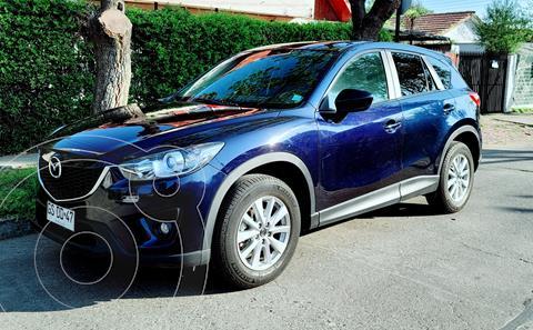 Mazda CX-5 2.0L R 2WD Aut usado (2014) color Azul precio $13.800.000