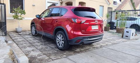 foto Mazda CX-5 2.0L R 2WD usado (2017) color Rojo precio $15.300.000