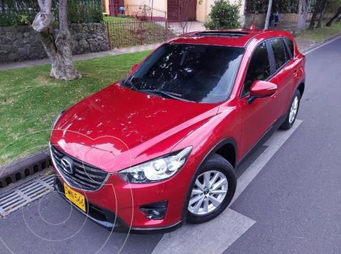 Mazda CX-5 Grand Touring LX 2.5L 4x4 Aut  usado (2016) color Rojo precio $86.900.000