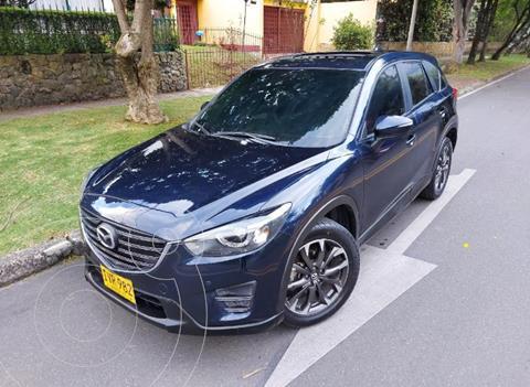 Mazda CX-5 Grand Touring LX 2.5L 4x4 Aut  usado (2016) color Azul precio $86.900.000