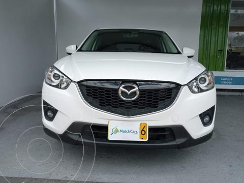 Mazda CX-5 High 2.0L Aut 4x2 usado (2014) color Blanco precio $61.990.000