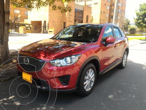 Mazda CX-5 Mid 2.0L Aut usado (2014) color Rojo precio $57.800.000