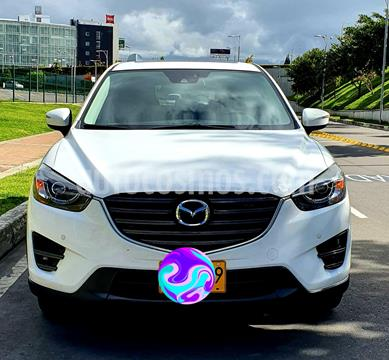 Mazda CX-5 2.5L Grand Touring LX 4x4 Aut  usado (2016) color Blanco precio $75.000.000