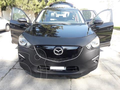 Mazda CX-5 2.5L S Grand Touring 4x2 usado (2015) color Negro precio $263,000