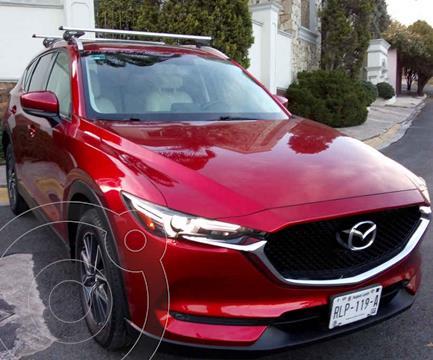 Mazda CX-5 2.0L i Grand Touring usado (2018) color Rojo precio $379,000
