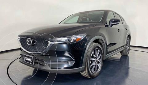 Mazda CX-5 2.5L S Grand Touring 4x2 usado (2018) color Negro precio $399,999