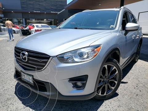 Mazda CX-5 2.0L i Grand Touring usado (2016) color Plata precio $299,000
