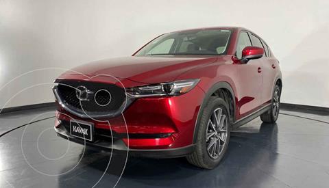 Mazda CX-5 2.5L S Grand Touring 4x2 usado (2018) color Rojo precio $367,999