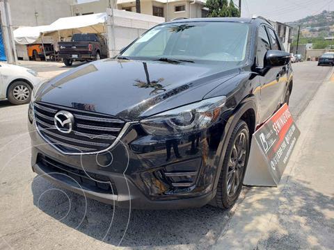 Mazda CX-5 2.5L S Grand Touring 4x2 usado (2016) color Negro precio $294,000