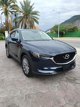 Mazda CX-5 2.5L T Signature usado (2019) color Azul precio $465,000