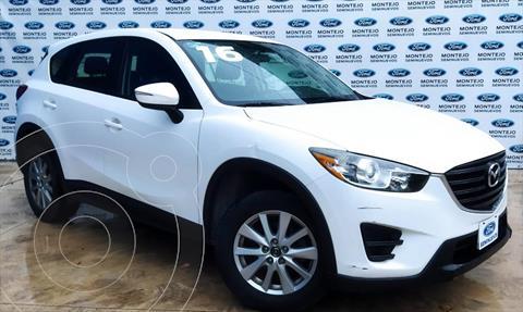 Mazda CX-5 2.0L i usado (2016) color Blanco precio $250,000