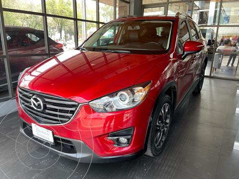 Mazda CX-5 2.0L i Grand Touring usado (2017) color Rojo precio $339,000