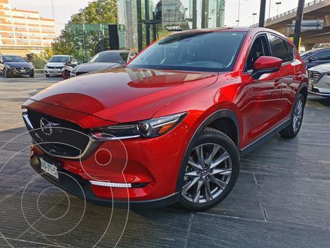 Mazda CX-5 Signature usado (2020) color Rojo precio $555,000