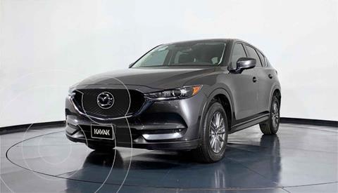 Mazda CX-5 2.0L i Sport usado (2018) color Gris precio $372,999